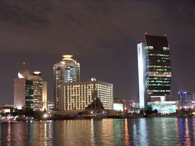 Guayaquil   Skyline