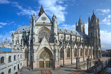 Quito   Church